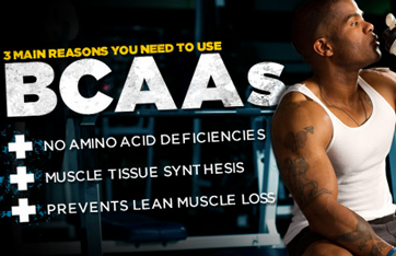 Branched-chain amino acid (BCAA)