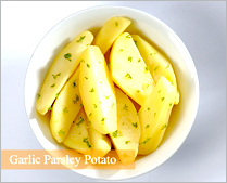 garlic-parsley-potato