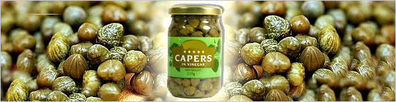 Capers-manufactures
