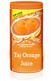 orange juice tins