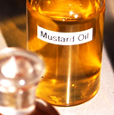 Mustard oil treders