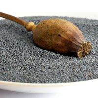 poppy black seeds